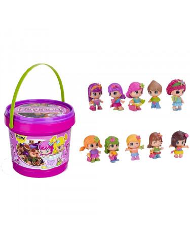 Pinypon Cubo Con 10 Figuras 8410779041739