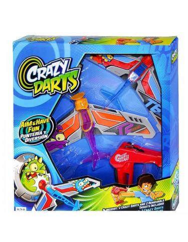 Aviones Crazy Darts Tirachinas 8436536800647