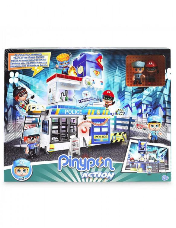 Pinypon Trapas en la Comisaria 8410779058737