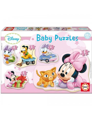 Baby Minnie Puzzles