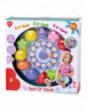 Reloj Infantil con Encajes 4892401017482 Juguetes didácticos