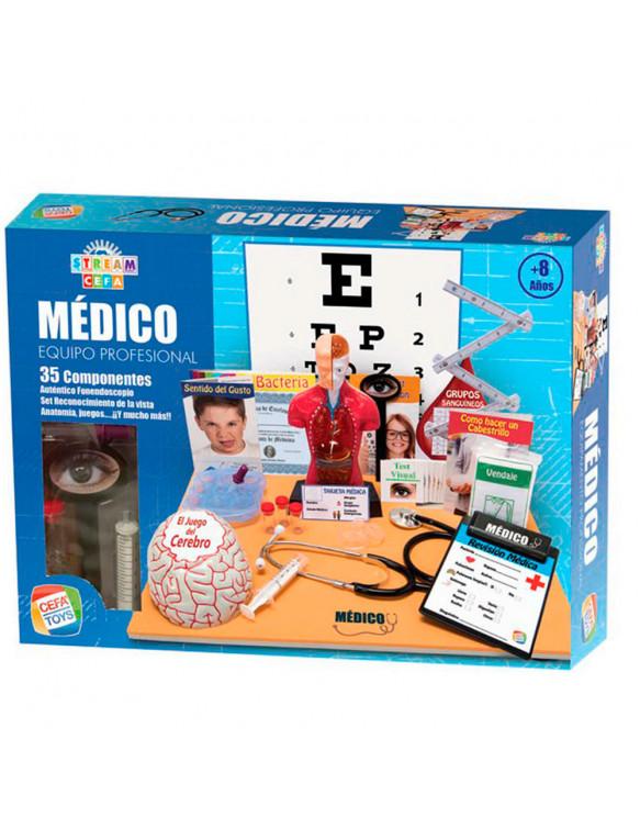 Equipo Profesional Médico 8412562218342 Experimentos