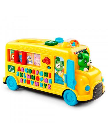 Autobús Letras y Animales 8412562007076