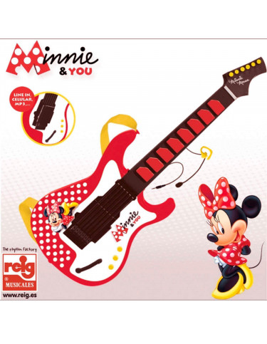 Minnie Guitarra con Micro 8411865052516