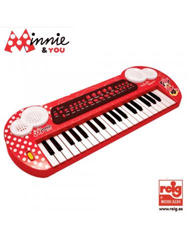 Minnie Piano Electrónico 8411865052523 Minnie