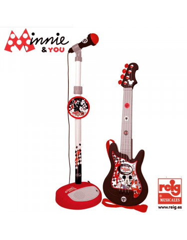 Mickey Guitarra y Micro 8411865053636 Mickey