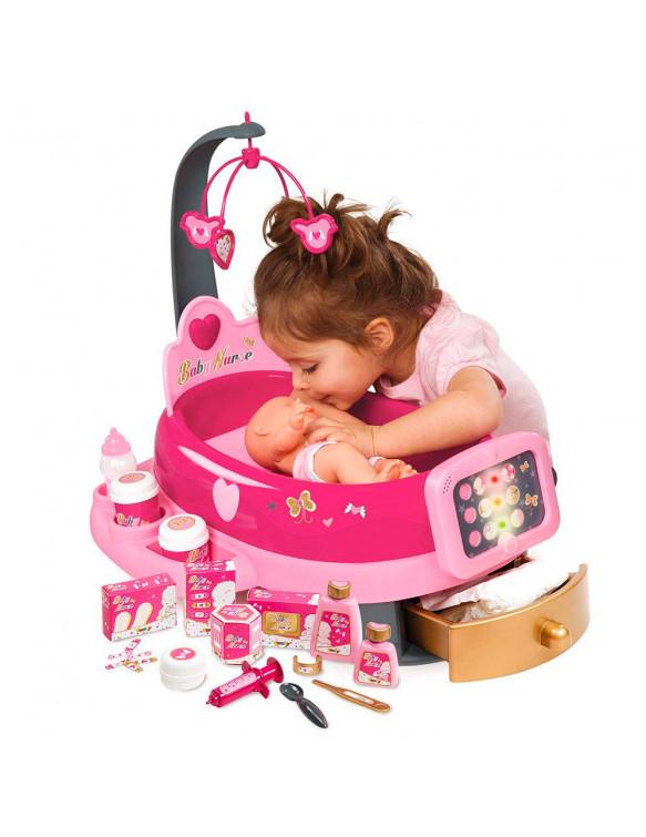 Nurseria Baby Nursery Smoby 3032162203170 Carritos, tronas y