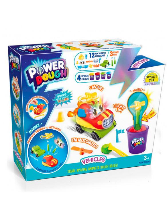 Vehículos Power Dough 3555801579165 Otros