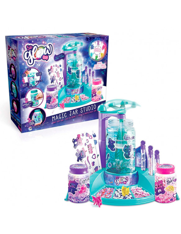 So Glow Magic Jar Studio 3555801830044 Otros
