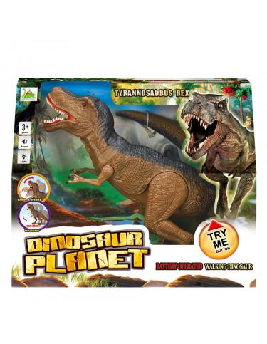 Dinosaurio con Sonido y Luz 5022849740799