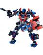 Construcción Robot 377 Piezas 5022849740300 Gudi