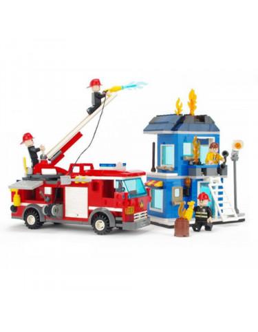 Construcción bomberos 5022849740294