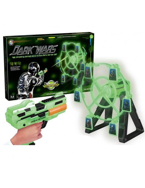 Pistola con Diana Dark Glow 5022849740089 Armas y accesorios