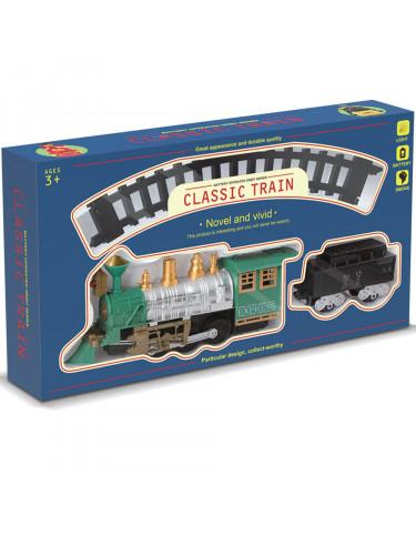 Circuito Tren Luz y Humo 5022849739731
