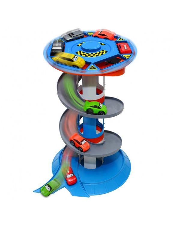 Garaje Infantil con 5 Coches 312251569060 Parkings
