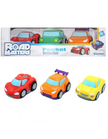 Vehículo Pack 3