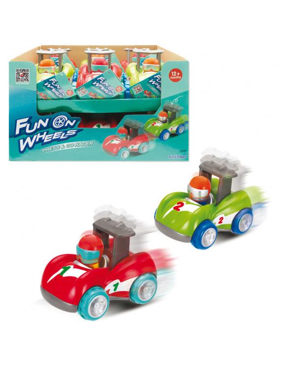 Vehículos Press&Go 4892668326563 Coches, motos y camiones