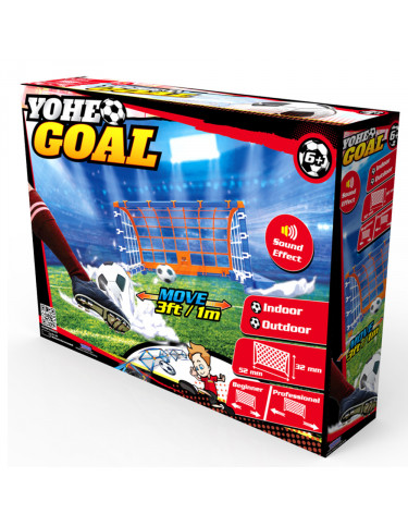 Porteria De Fútbol Yohe Goal