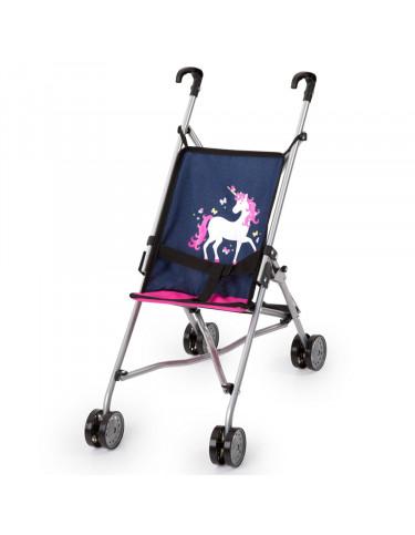 Sillita Plegable Unicornio 4003336301540 Carritos, tronas y