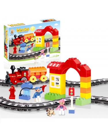 Construcción Tren Infantil con Sonido 5022849741048