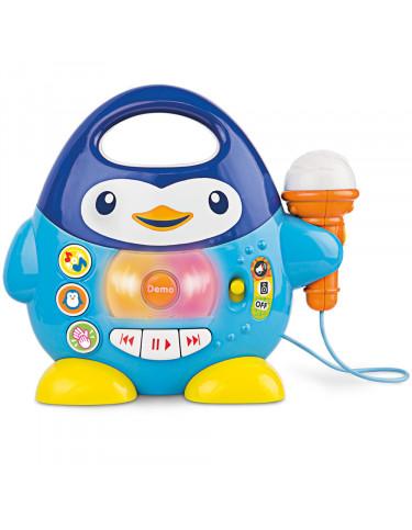 Music Player Pingüino 4895038525146