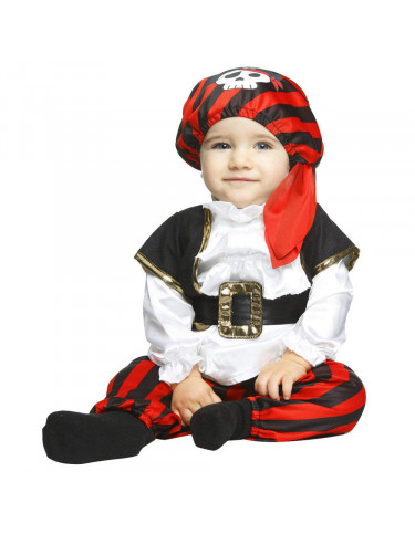 Disfraz Pirata 12 a 24 Meses 8435408238182 Para bebés