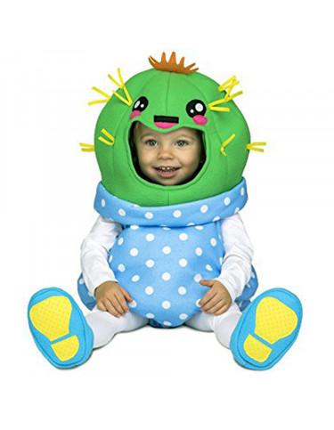 Disfraz Cactus 12 a 24 meses. 8435408251051