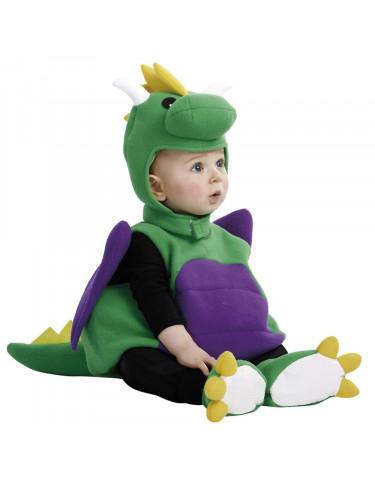 Disfraz Bebé Dinosaurio 12 a 24 meses. 8435408232982