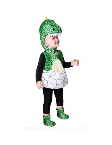 Disfraz Pequeño Dino 12 a 24 meses 8435408260893