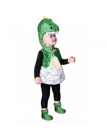 Disfraz Pequeño Dino 3 a 4 años 8435408260909 Para bebés