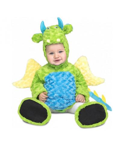 Disfraz Dragón Peluche 12 a 14 meses