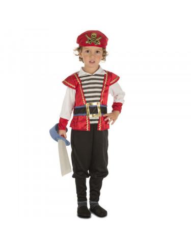 Disfraz Pirata 3 a 4 años 8435408240758