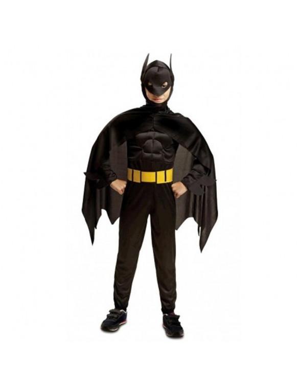Disfraz Blackman Musculoso 3 a 4 años 8435408207591 Para niño