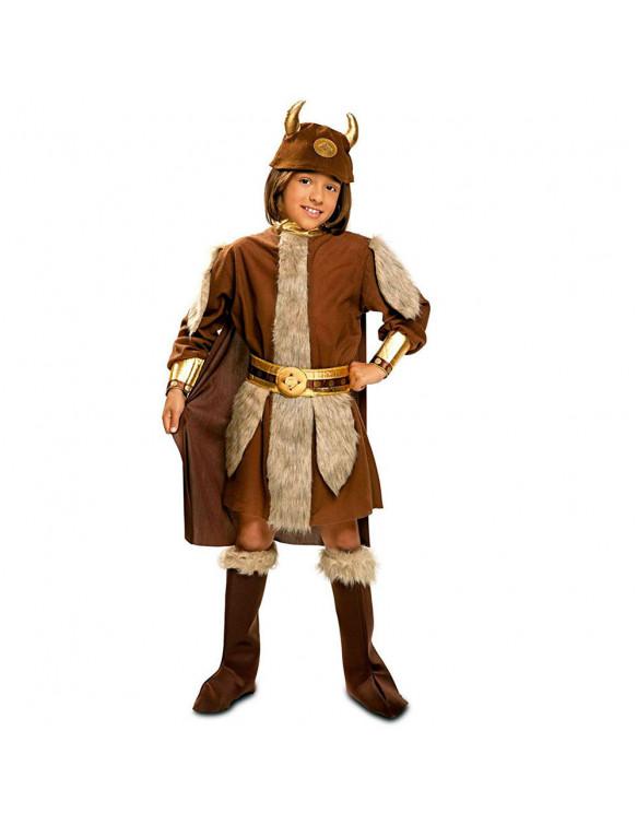 Disfraz Vikingo 7 a 9 años. 8435408211352 Para niño