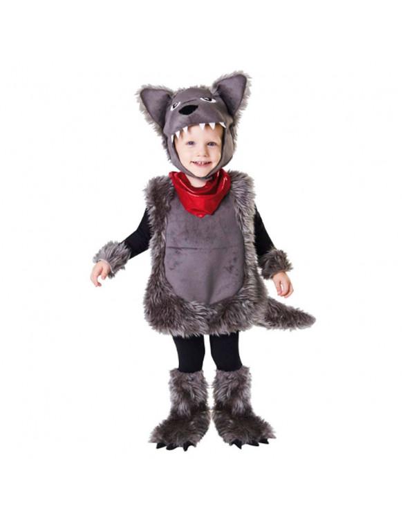 Disfraz Lobo 5 a 6 años 8435408237277 Para niño