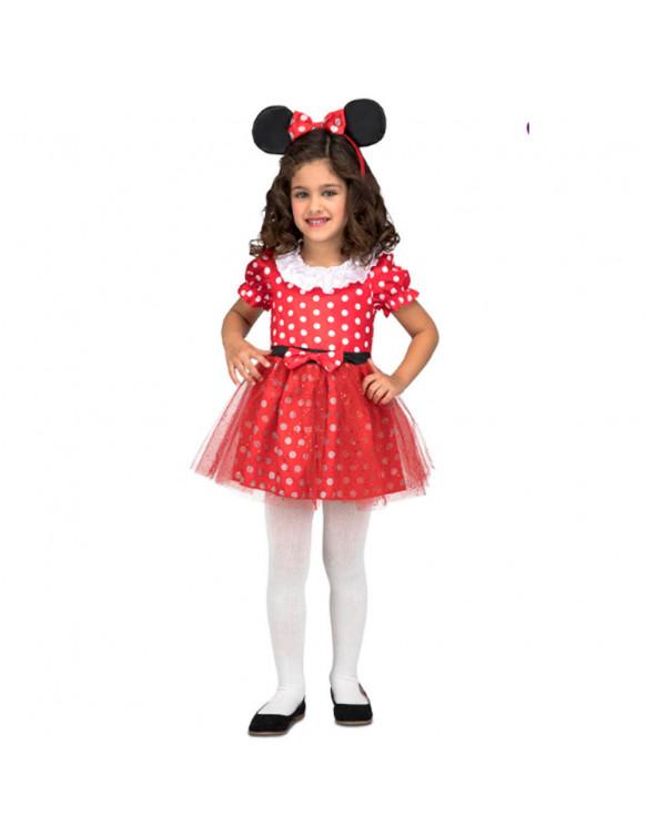 Disfraz Ratoncita 5 a 6 años. 8435408253581 Para niña