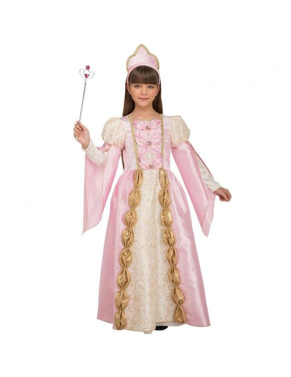 Disfraz Reina Rosa 7 a 9 años 8435408241175 Para niña