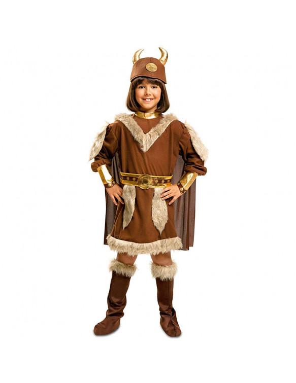 Disfraz Vikinga 7 a 9 años 8435408211321 Para niña