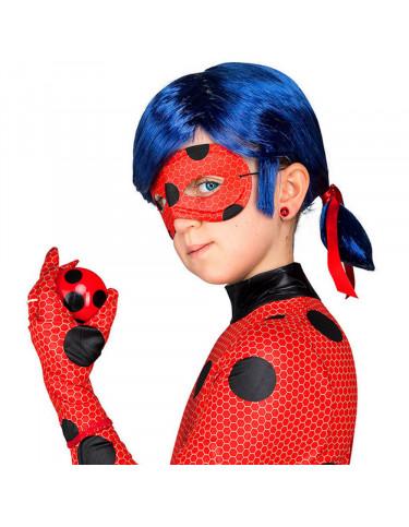 Disfraz Ladybug 6 a 8 años. 8435435011581