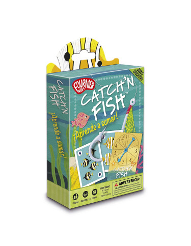 Juego Infantil Catch and Fish