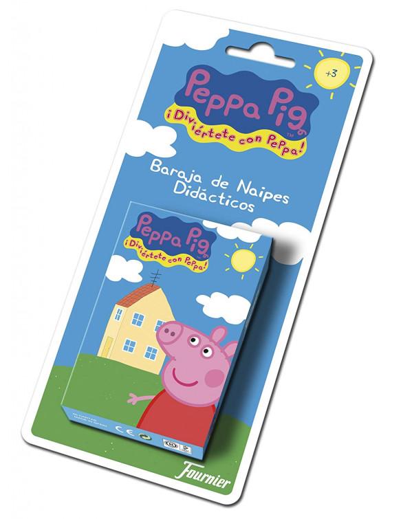 Juego de Cartas de Peppa Pig 8420707434953 Juegos de sala