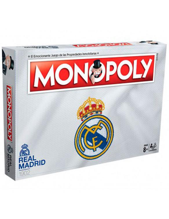 Monopoly Rea Madrid 8436573610186