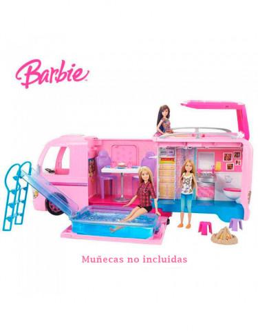 Supercaravana De Barbie 887961439502