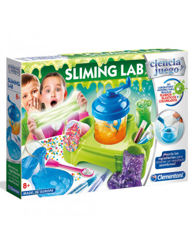 Sliming Laboratorio