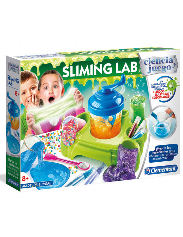Sliming Laboratorio 8005125552757 Slime