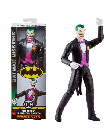 Jocker Tital Mattel 887961663389 Figuras de acción