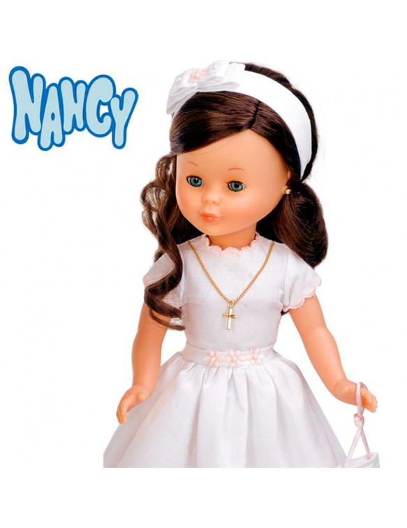 Nancy Clásica Comunión Morena 8410779314901
