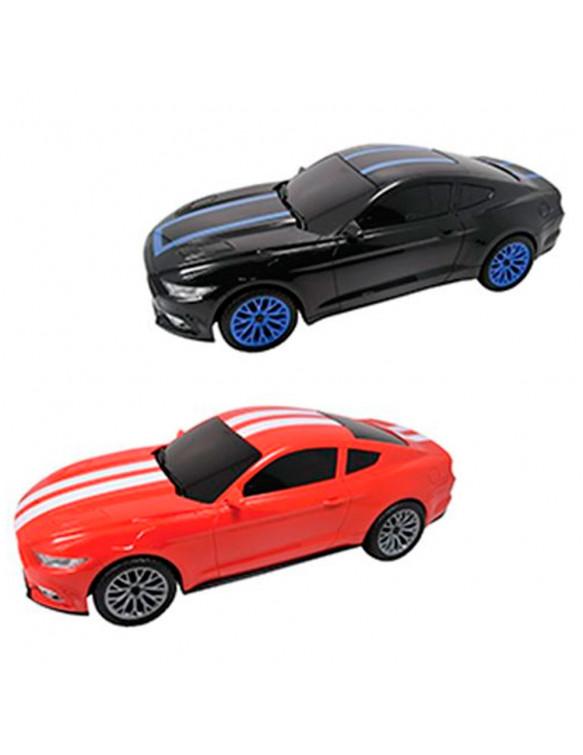 Ford Mustang Fricción 715843157605 Coches, motos y camiones