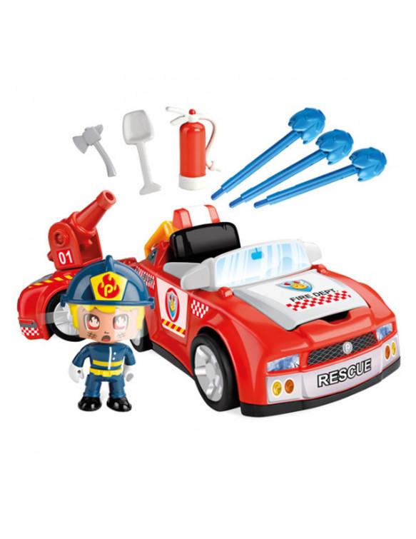 Pinypon Action Bombero 8410779061201 Figuras de acción