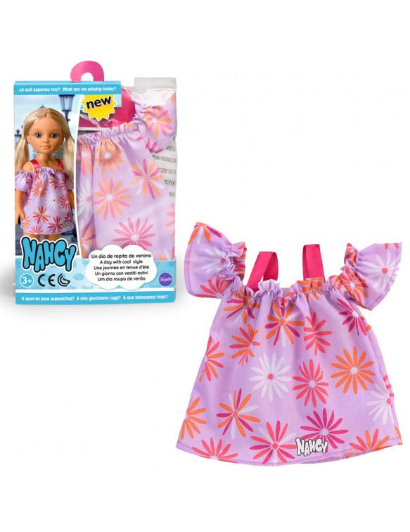 Vestido de Flores Nancy 8410779072252 Nancy